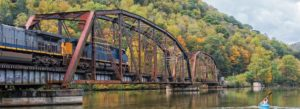 Header - Our Locations West Virginia River New