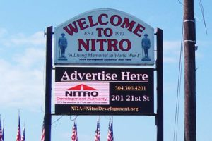 Nitro Sign